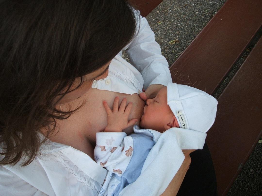 utilisation coussin d'allaitement